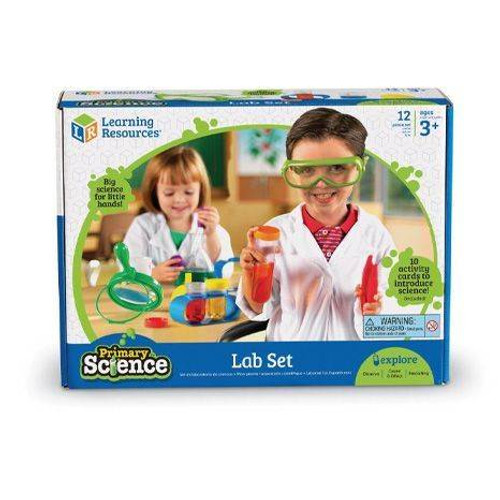 Learning Resources Childrens Primary Science Lab Set by Learning Resources
