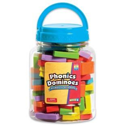 Learning Resources Learning Resources - Phonics Blends and Digraphs Dominoes