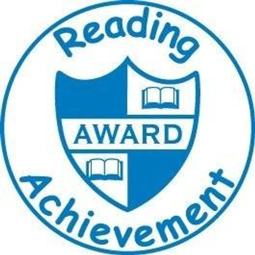 Trend Enterprises Inc Reading Achievement - Self inking teacher reward xstamper xclamations stamp