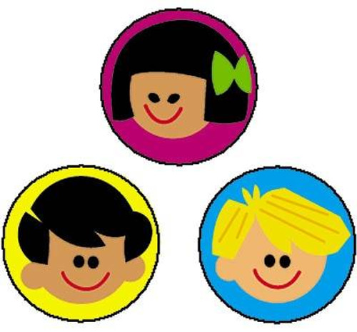 Trend Enterprises Inc 800 TREND Kids superSpots mini reward Stickers