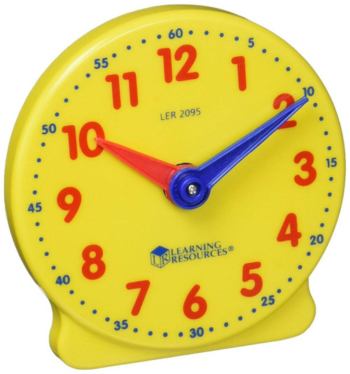 Learning Resources Big Time Student Learning Clock by Learning Resources