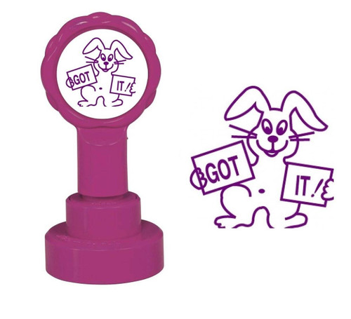 XStamper Got It - Self inking teacher reward xstamper xclamations stamp