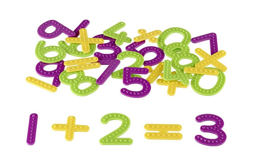 Learning Resources Learning Resources Tactile Numbers and Operations