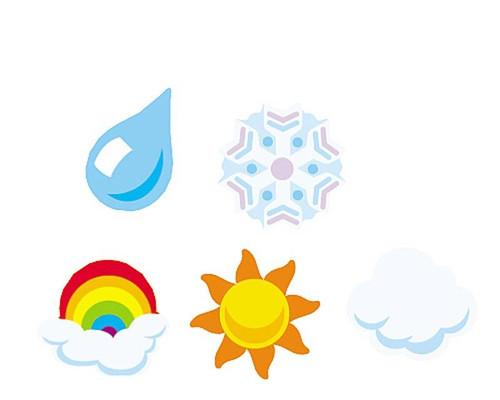Trend Enterprises Inc 800 Weather superShapes chart reward Stickers