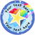 Sticker Stocker 144 Personalised Shooting Star 30mm Reward Stickers for School Teachers, Parents and Nursery