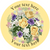 Sticker Stocker 144 Flowers Personalised 30 mm Reward Stickers for School Teachers, Parents and Nursery