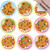 SNS00630 120 Smart Cookie 30mm Chocolate Scented Reward Stickers for Teachers, Parents and Party Bags