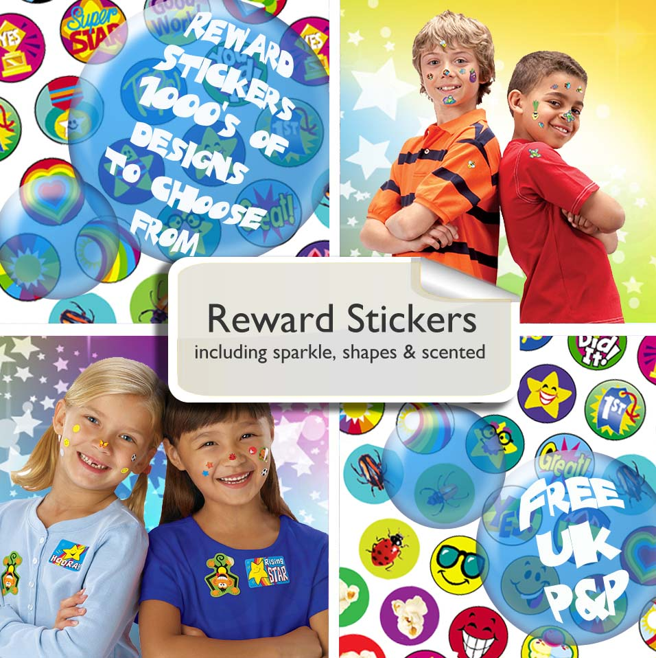 reward stickers