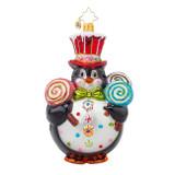 Christopher Radko Popsicle Penny Christmas Ornament
