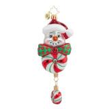Christopher Radko Merry-Mint Christmas Ornament