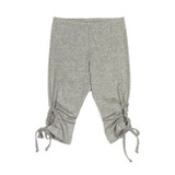 Paper Wings Grey Drawstring Leggings