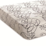 Aden-&-Anais-Moonlight-Leafy-Silky-Crib-Sheet