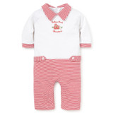 kissy-kissy-infant-boys-red-baby-s-first-christmas-romper-with-collar-2