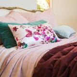 Bella Notte Fleur Accent Pillow