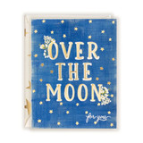 First Snow Stationary Over the Moon For You Card