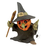 Bethany Lowe Witchy Pumpkin