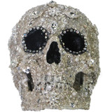 Katherines Collection Rhinestone Skull - Large