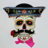 Katherines Collection Diego Skull Wall Piece