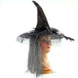 Katherines Collection Brunhilda's Witch Hat