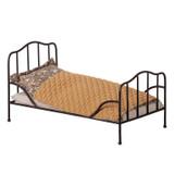 Maileg Vintage Bed- Anthracite