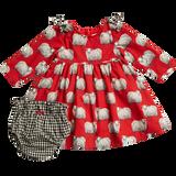 Pink Chicken Sheila Dress Set