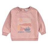 Louise Misha Afalo Dusty Pink Sweatshirt