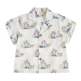 Louise Misha Alov Off-White Hawaii Shirt