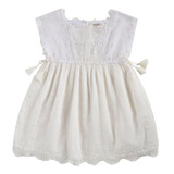Louise Misha Leilani Off White Dress