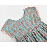 Louise Misha Tapalpa Turquoise Dress