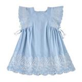 Louise Misha Cordoba Chambray Dress
