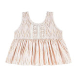 Louise Misha Lomedo Blush Top