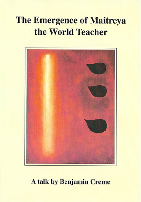 Emergence of Maitreya the World Teacher (DVD) by Benjamin Creme - English