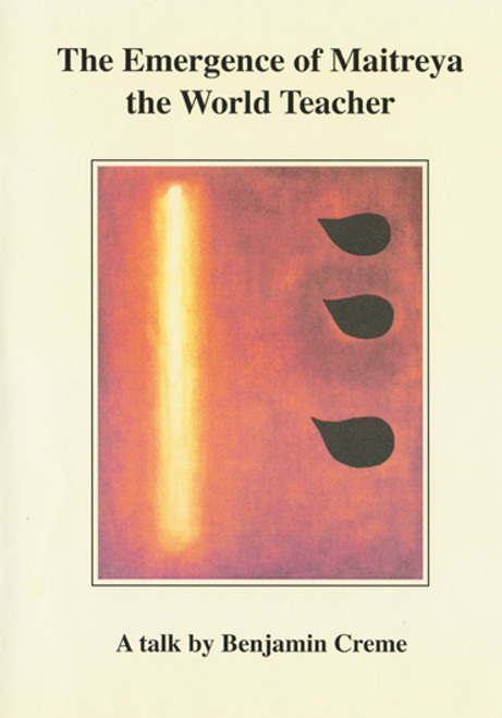 Emergence of Maitreya the World Teacher (MP4 Download) - English