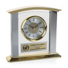 Two Tone Mantle Clock