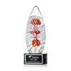 Spiral Art Glass Award