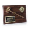 Gavel Plaque