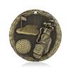 """Golf 2"""" Activity Medal"""