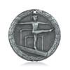 "Gymnastics Beam 2"" Activity Medal"