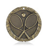 "Tennis 2"" Activity Medal"