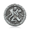 "Wrestling 2"" Activity Medal"