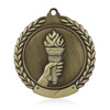 """Victory 1 3/4""""  Wreath Medal"""