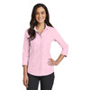 Red House Ladies Three-Quarter Sleeve Non-Iron Shirt