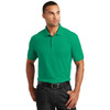 Kelly Green Core Classic Pique Polo
