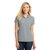 Gusty Grey Ladies Core Classic Pique Polo