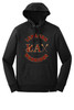 Mens New Era Hoodie / Black