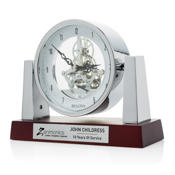 Bulova Largo Clock