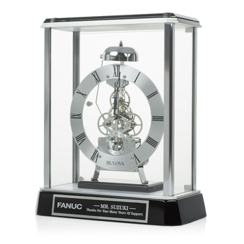 Bulova Vantage Clock