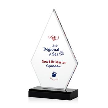 Value  Diamond Acrylic Award