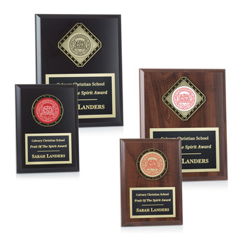 Deluxe Medallion Series Plaques