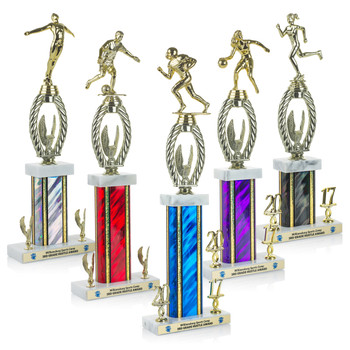 Champion Plus Series Trophies (5 Sizes)